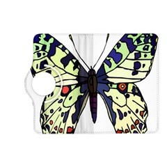 A Colorful Butterfly Image Kindle Fire HD (2013) Flip 360 Case