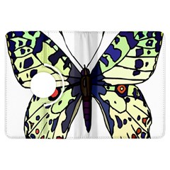 A Colorful Butterfly Image Kindle Fire HDX Flip 360 Case