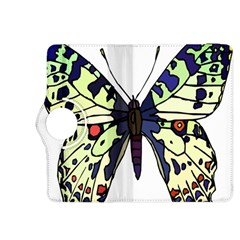 A Colorful Butterfly Image Kindle Fire HDX 8.9  Flip 360 Case
