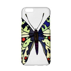 A Colorful Butterfly Image Apple Iphone 6/6s Hardshell Case