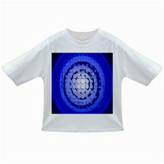 Abstract Background Blue Created With Layers Infant/toddler T Shirts