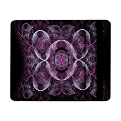 Fractal In Lovely Swirls Of Purple And Blue Samsung Galaxy Tab Pro 8.4  Flip Case