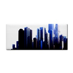 Abstract Of Downtown Chicago Effects Cosmetic Storage Cases