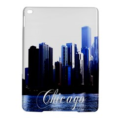 Abstract Of Downtown Chicago Effects iPad Air 2 Hardshell Cases