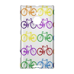Rainbow Colors Bright Colorful Bicycles Wallpaper Background Nokia Lumia 1520