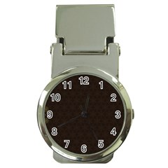 Vintage Paper Kraft Pattern Money Clip Watches