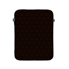 Vintage Paper Kraft Pattern Apple Ipad 2/3/4 Protective Soft Cases