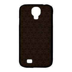 Vintage Paper Kraft Pattern Samsung Galaxy S4 Classic Hardshell Case (pc+silicone)