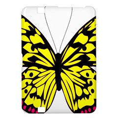 Yellow A Colorful Butterfly Image Kindle Fire HD 8.9