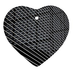 Abstract Architecture Pattern Ornament (heart)