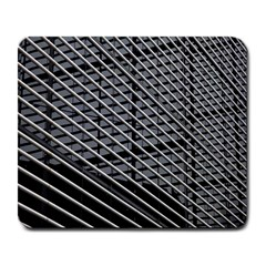 Abstract Architecture Pattern Large Mousepads