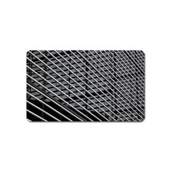 Abstract Architecture Pattern Magnet (Name Card)