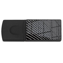 Abstract Architecture Pattern USB Flash Drive Rectangular (4 GB)