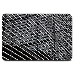 Abstract Architecture Pattern Large Doormat