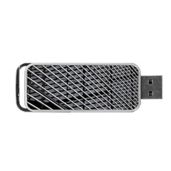 Abstract Architecture Pattern Portable USB Flash (One Side)