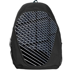 Abstract Architecture Pattern Backpack Bag