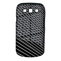 Abstract Architecture Pattern Samsung Galaxy S III Classic Hardshell Case (PC+Silicone)