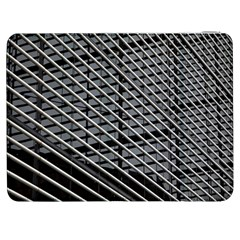 Abstract Architecture Pattern Samsung Galaxy Tab 7  P1000 Flip Case