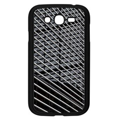 Abstract Architecture Pattern Samsung Galaxy Grand DUOS I9082 Case (Black)
