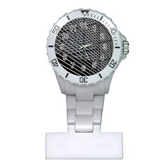 Abstract Architecture Pattern Plastic Nurses Watch