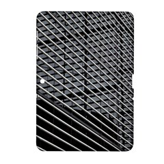Abstract Architecture Pattern Samsung Galaxy Tab 2 (10.1 ) P5100 Hardshell Case