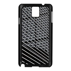 Abstract Architecture Pattern Samsung Galaxy Note 3 N9005 Case (Black)