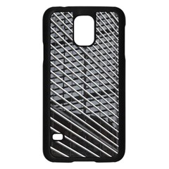 Abstract Architecture Pattern Samsung Galaxy S5 Case (black)