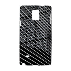 Abstract Architecture Pattern Samsung Galaxy Note 4 Hardshell Case
