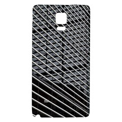 Abstract Architecture Pattern Galaxy Note 4 Back Case