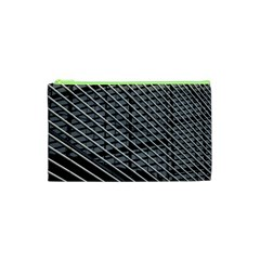 Abstract Architecture Pattern Cosmetic Bag (XS)