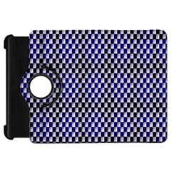 Squares Blue Background Kindle Fire HD 7