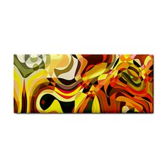 Colourful Abstract Background Design Cosmetic Storage Cases