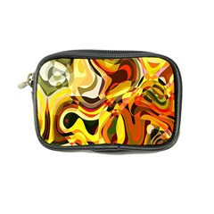 Colourful Abstract Background Design Coin Purse