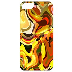 Colourful Abstract Background Design Apple iPhone 5 Classic Hardshell Case