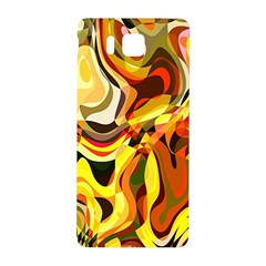Colourful Abstract Background Design Samsung Galaxy Alpha Hardshell Back Case