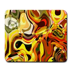 Colourful Abstract Background Design Large Mousepads