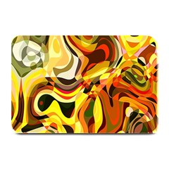 Colourful Abstract Background Design Plate Mats