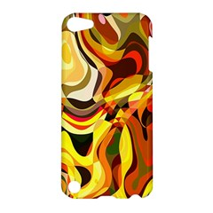 Colourful Abstract Background Design Apple Ipod Touch 5 Hardshell Case