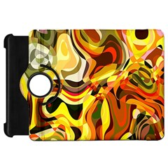 Colourful Abstract Background Design Kindle Fire HD 7