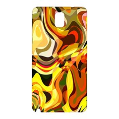 Colourful Abstract Background Design Samsung Galaxy Note 3 N9005 Hardshell Back Case