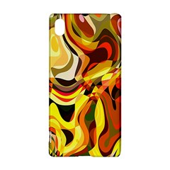 Colourful Abstract Background Design Sony Xperia Z3+