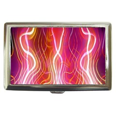 Fire Flames Abstract Background Cigarette Money Cases