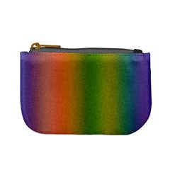 Colorful Stipple Effect Wallpaper Background Mini Coin Purses