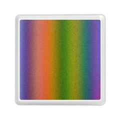 Colorful Stipple Effect Wallpaper Background Memory Card Reader (square)