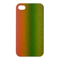 Colorful Stipple Effect Wallpaper Background Apple iPhone 4/4S Hardshell Case