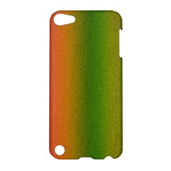 Colorful Stipple Effect Wallpaper Background Apple iPod Touch 5 Hardshell Case