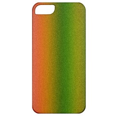 Colorful Stipple Effect Wallpaper Background Apple iPhone 5 Classic Hardshell Case