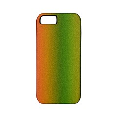 Colorful Stipple Effect Wallpaper Background Apple Iphone 5 Classic Hardshell Case (pc+silicone)