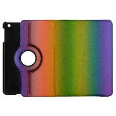 Colorful Stipple Effect Wallpaper Background Apple iPad Mini Flip 360 Case