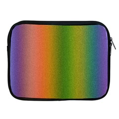 Colorful Stipple Effect Wallpaper Background Apple iPad 2/3/4 Zipper Cases